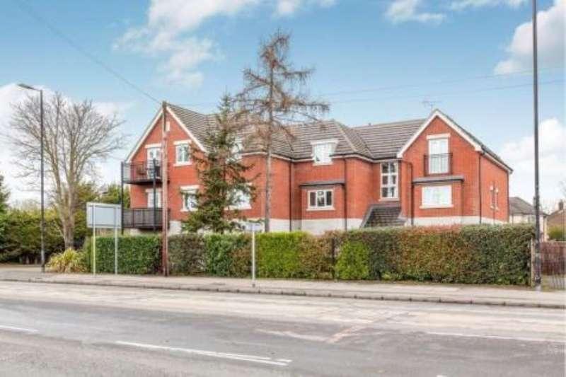 2 Bedrooms Flat for sale in Aldenham Close, Slough, SL3