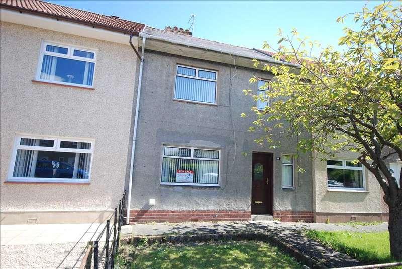 3 Bedrooms Terraced House for sale in Reids Avenue, Stevenston