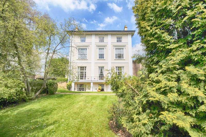 2 Bedrooms Retirement Property for sale in Pittville Circus Road, Pittville, Cheltenham, GL52