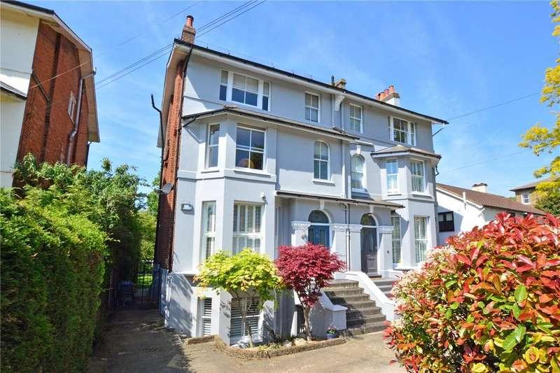 5 Bedrooms Semi Detached House for sale in Eastbrook Road, Blackheath, London, SE3