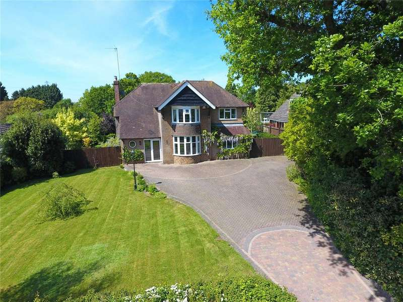 4 Bedrooms Detached House for sale in New End, Astwood Bank, Worcestershire