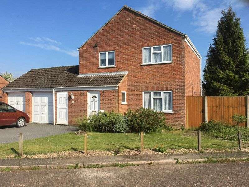 3 Bedrooms Property for sale in Jubilee Way, Swaffham