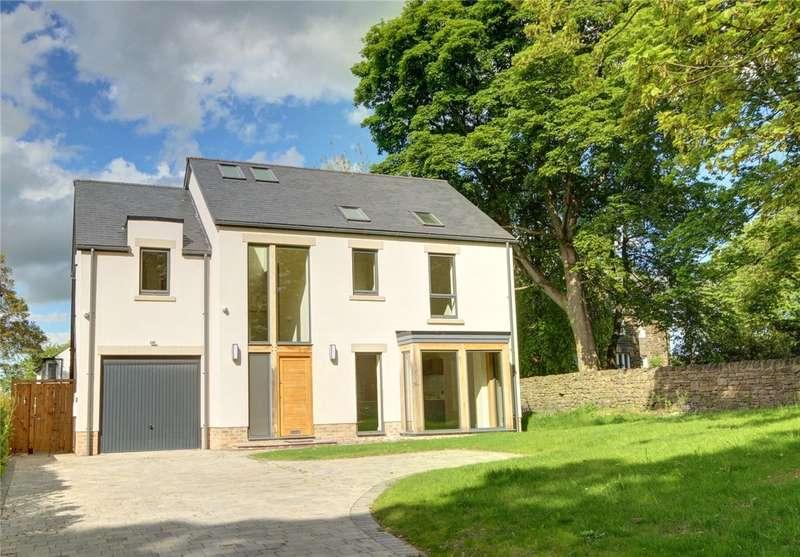 4 Bedrooms Detached House for sale in St. Charles Road, Tudhoe Village, Durham, DL16
