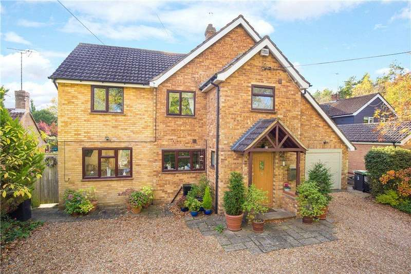 5 Bedrooms Detached House for sale in Lodge Road, Sharnbrook, Bedford, Bedfordshire