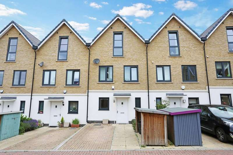 4 Bedrooms House for sale in Dock Meadow Reach, Hanwell, W7