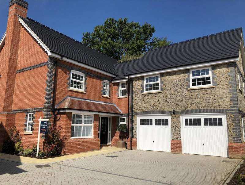5 Bedrooms Detached House for sale in Firethorn, Shinfield, Reading, RG2