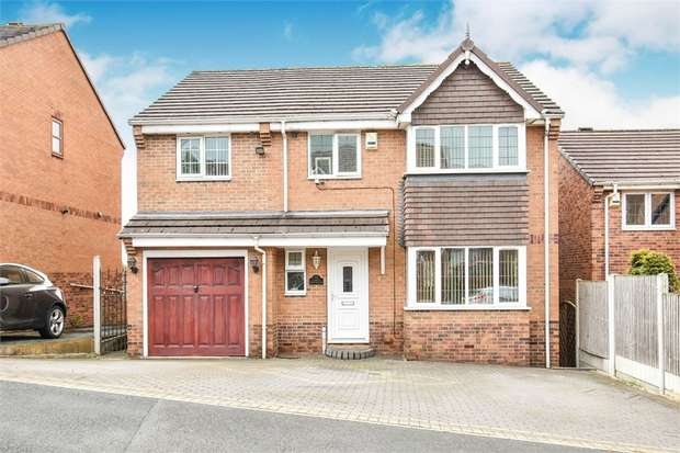 5 Bedrooms Detached House for sale in St Marys Park Crescent, Leeds, West Yorkshire