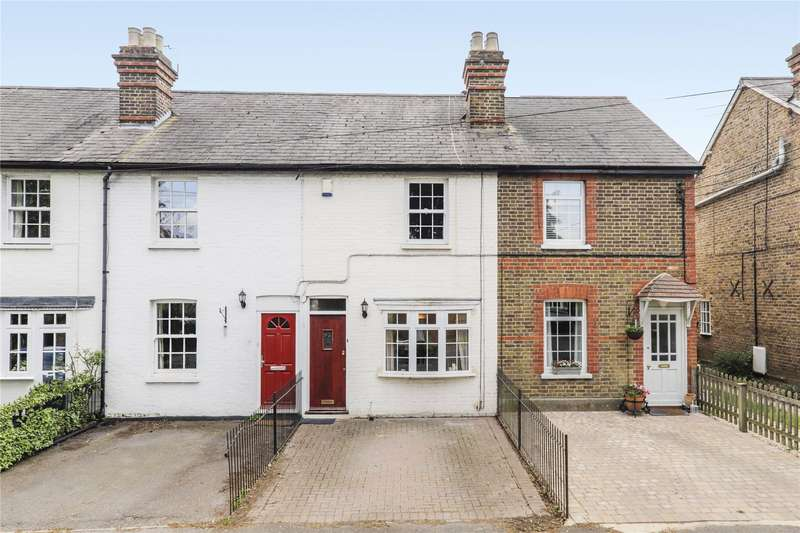 3 Bedrooms Terraced House for sale in Apsley Cottages, Lower Road, Cookham, Maidenhead, SL6