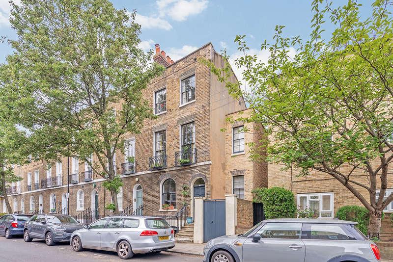 4 Bedrooms End Of Terrace House for sale in Halton Road, N1 2EN