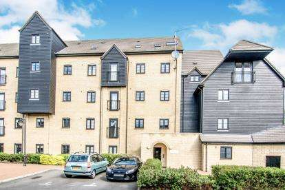 2 Bedrooms Flat for sale in The Mill, Mill Lane, Kempston, Bedford