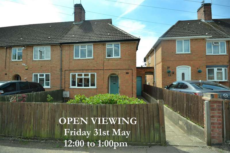 3 Bedrooms Semi Detached House for sale in Digby Close, Leicester