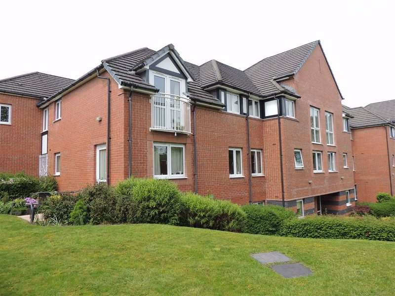 1 Bedroom Retirement Property for sale in Metcalfe Drive, Romiley, Stockport