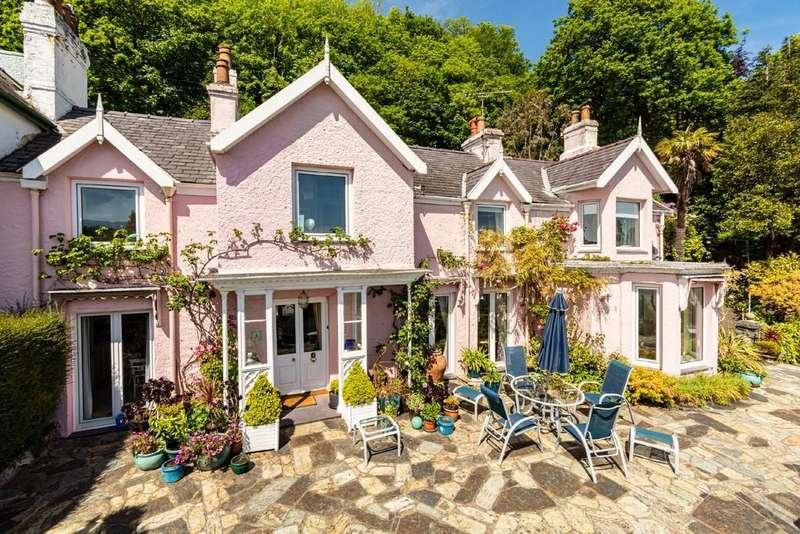 6 Bedrooms Semi Detached House for sale in Glyngarth, Menai Bridge, North Wales