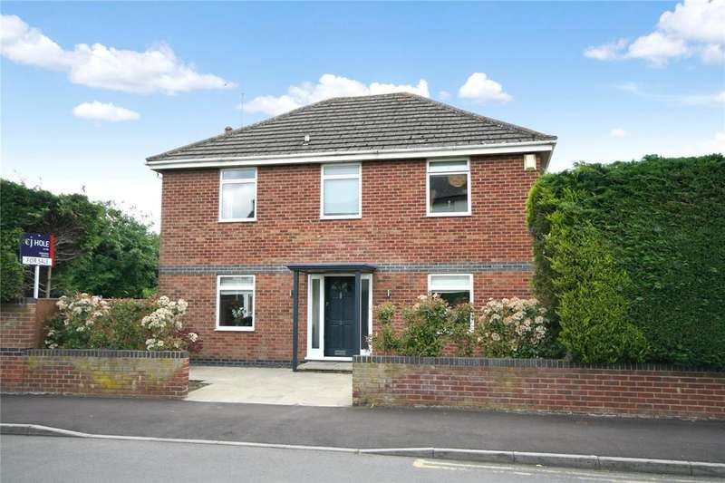 4 Bedrooms Detached House for sale in Coronation Road, Prestbury, Cheltenham, GL52