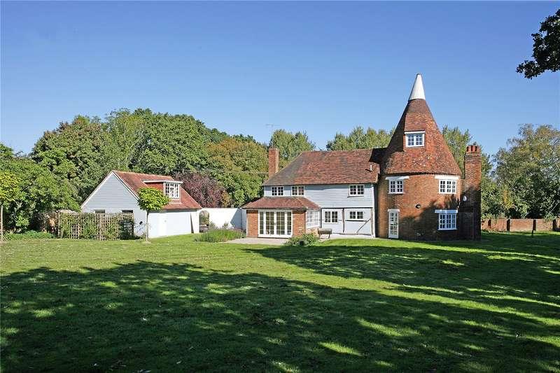 3 Bedrooms Detached House for sale in Fosten Lane, Biddenden
