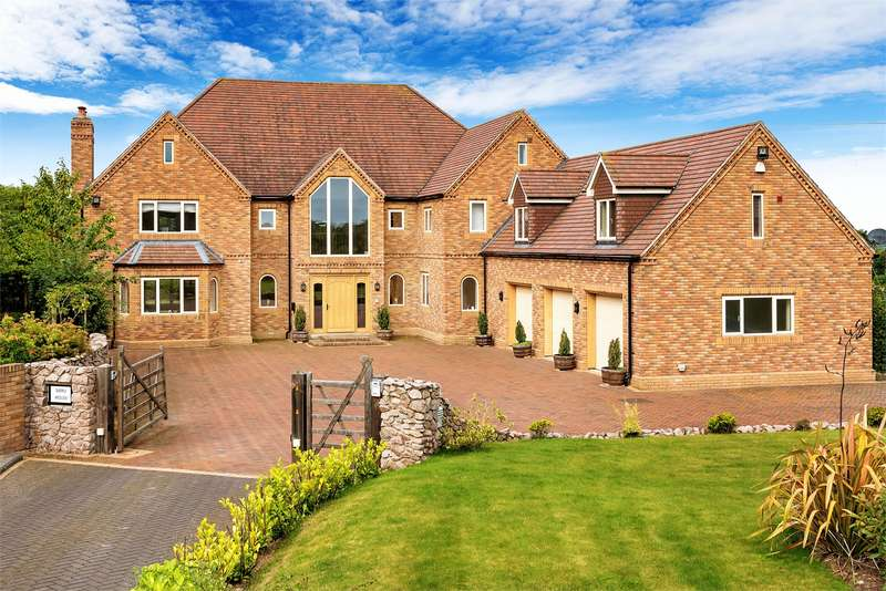 5 Bedrooms Detached House for sale in Sieru House, Bratton Road, Bratton, Telford, Shropshire, TF5
