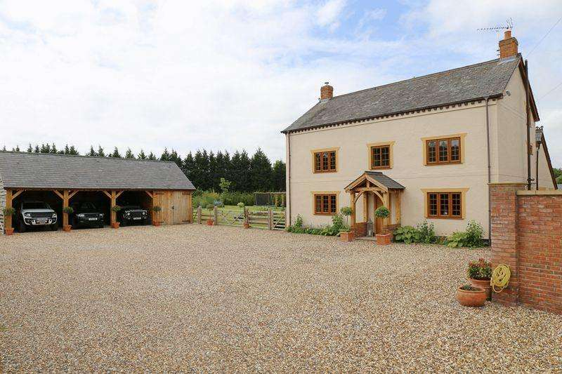 6 Bedrooms Detached House for sale in Rhuallt