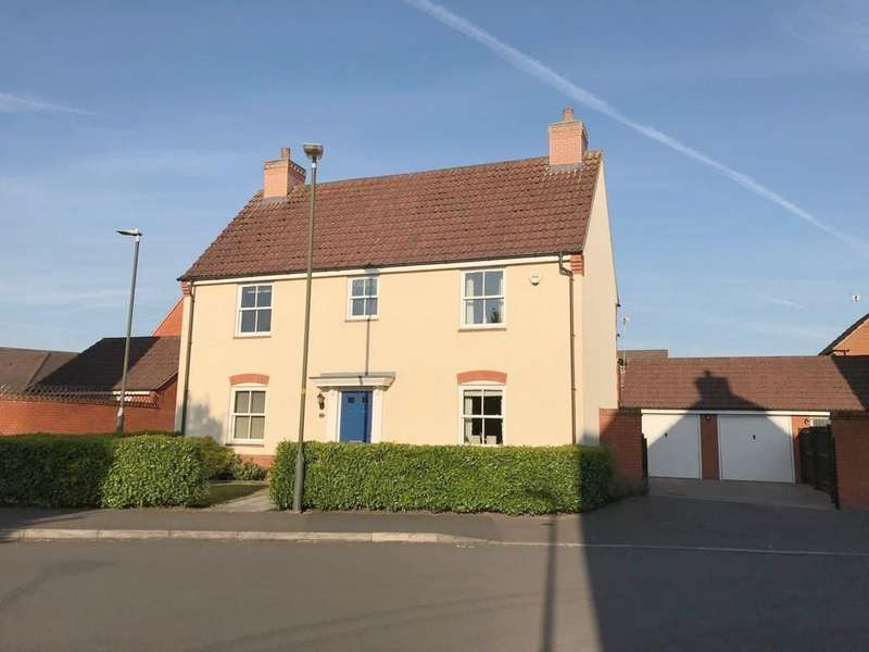 4 Bedrooms Detached House for sale in Starling Road, Walton Cardiff, Tewkesbury