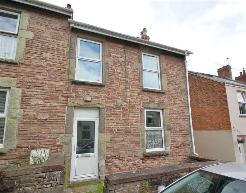 4 Bedrooms End Of Terrace House for sale in QUEEN STREET, LYDNEY