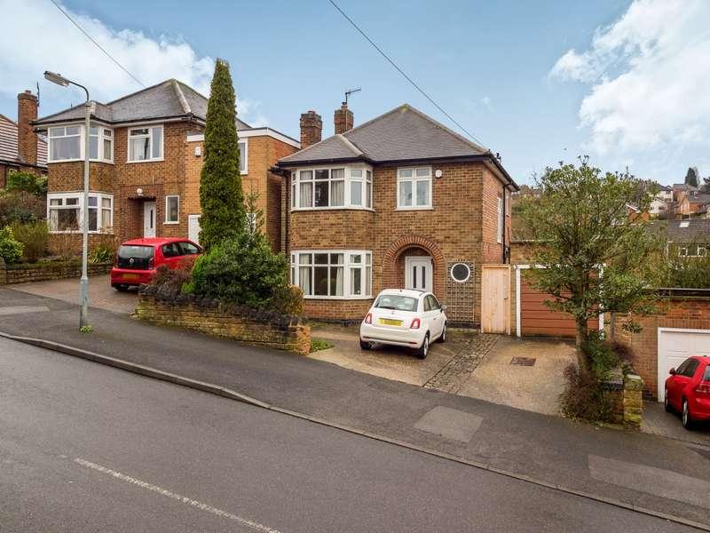 3 Bedrooms Detached House for rent in Melbury Road, Woodthorpe, Nottingham