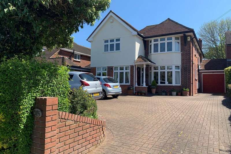 4 Bedrooms Link Detached House for sale in Galleywood Road, Chelmsford, CM2