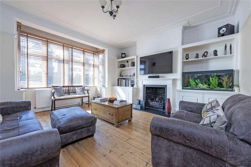 5 Bedrooms End Of Terrace House for sale in Broomwood Road, London, SW11