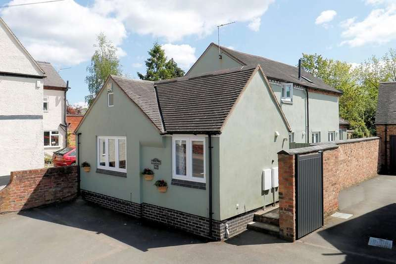 4 Bedrooms Detached House for sale in Wood Street, Ashby de la Zouch