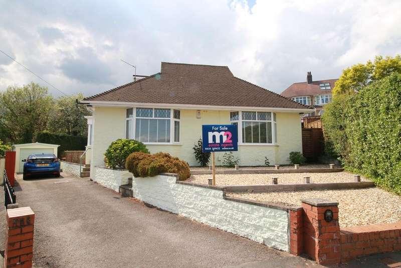 2 Bedrooms Bungalow for sale in Ridgeway Court, Newport, NP20