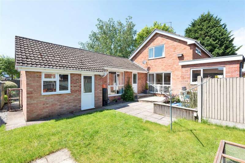 4 Bedrooms Detached House for sale in Leyburn Road, Lincoln, LN6