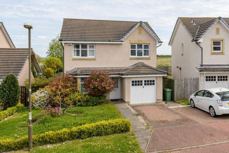 3 Bedrooms Detached House for sale in 14 Mains Gardens, Tranent, EH33 1FB