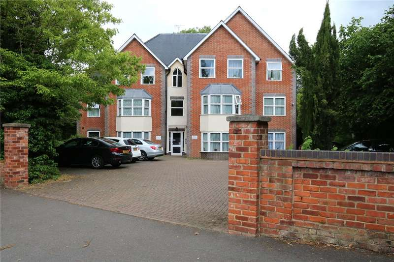 2 Bedrooms Flat for sale in Dean House, Erleigh Road, Reading, Berkshire, RG1