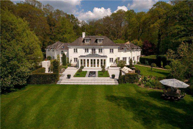 6 Bedrooms Detached House for sale in Knightons Lane, Dunsfold, Godalming, Surrey, GU8