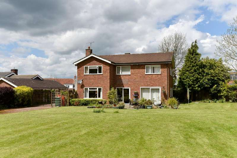 4 Bedrooms Detached House for sale in Stormore, Dilton Marsh