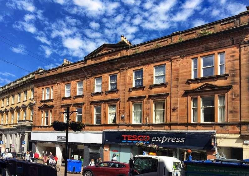 2 Bedrooms Flat for sale in High Street , Ayr , South Ayrshire , KA7 1PR