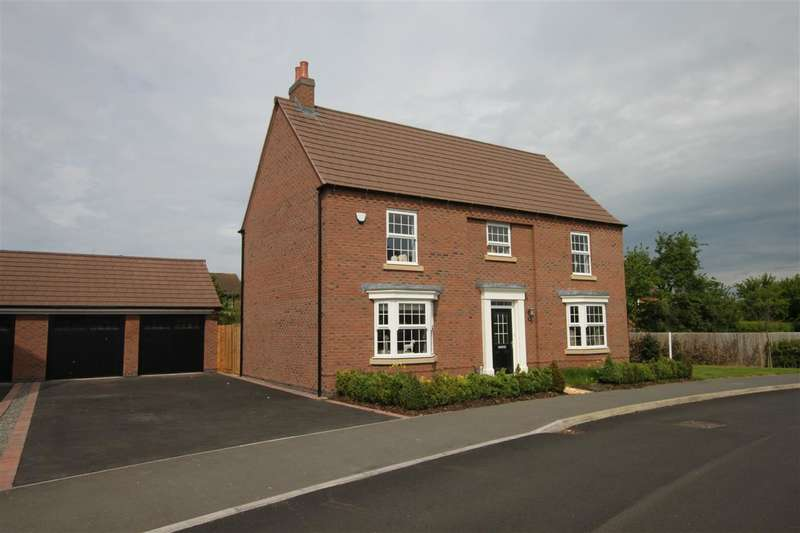 5 Bedrooms Detached House for sale in Cornflower Way