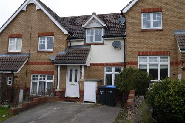 2 Bedrooms Town House for sale in Tymecrosse Gardens, Market Harborough, Leicestershire