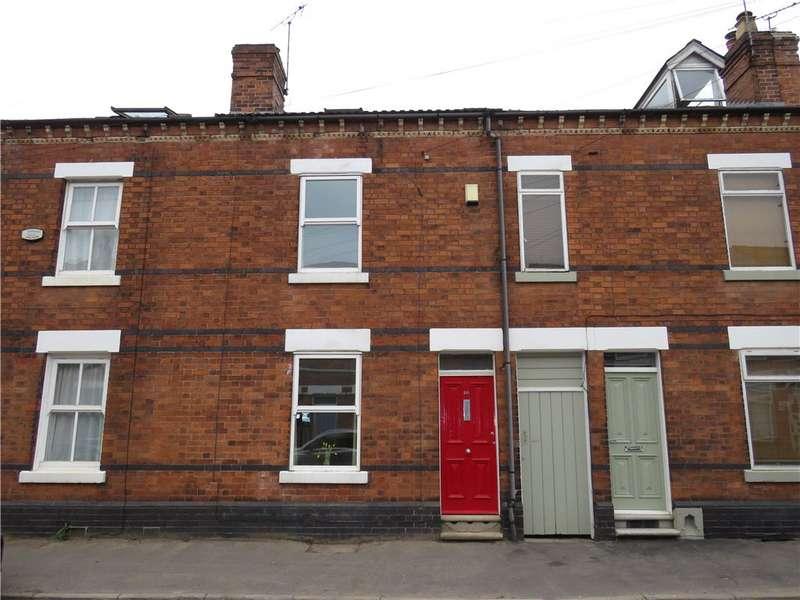 4 Bedrooms Terraced House for sale in City Road, Derby, Derbyshire, DE1