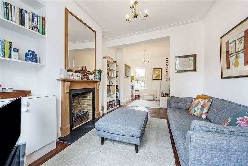 4 Bedrooms Terraced House for sale in Ormeley Road, Balham