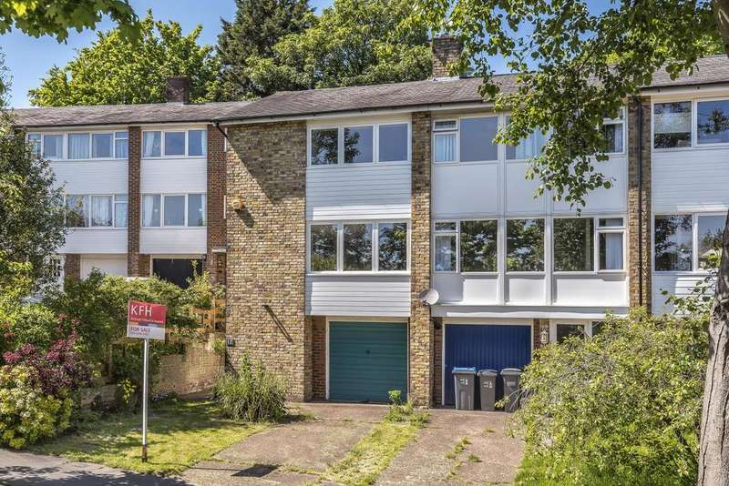 3 Bedrooms Terraced House for sale in Stambourne Way, Crystal Palace