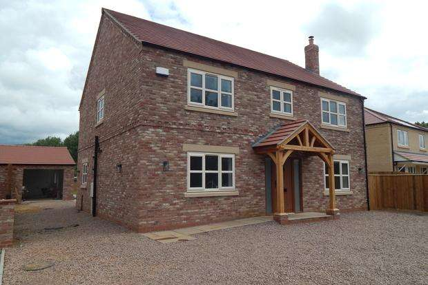 4 Bedrooms Detached House for sale in Pius Drove, Upwell , PE14
