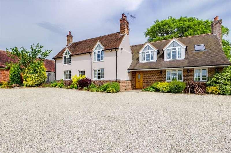 4 Bedrooms Detached House for rent in Huntsmans Cottage, Goring Lane, Goddards Green, Berkshire, RG7