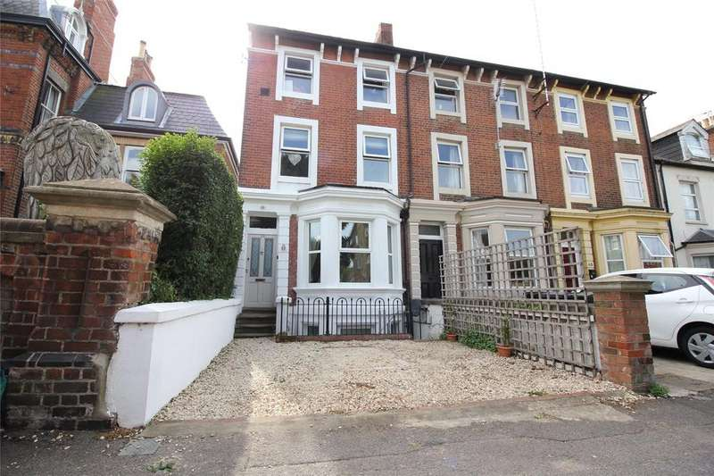 5 Bedrooms Town House for sale in Hamilton Road, Reading, Berkshire, RG1