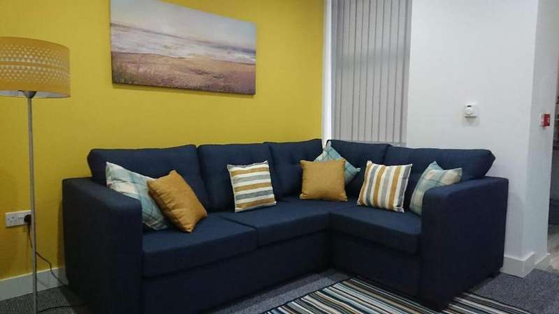 6 Bedrooms Terraced House for rent in Finlay St, Liverpool
