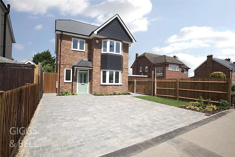 4 Bedrooms Detached House for sale in West Hill Road, Luton, Bedfordshire, LU1