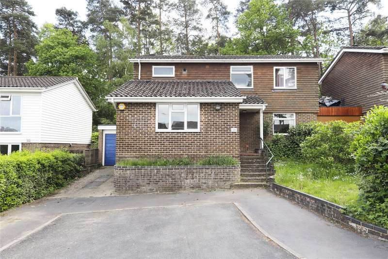 4 Bedrooms Detached House for sale in Octavia, Bracknell, Berkshire, RG12