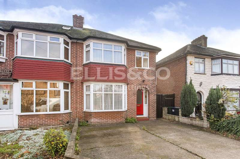 3 Bedrooms Property for sale in Pentland Close London