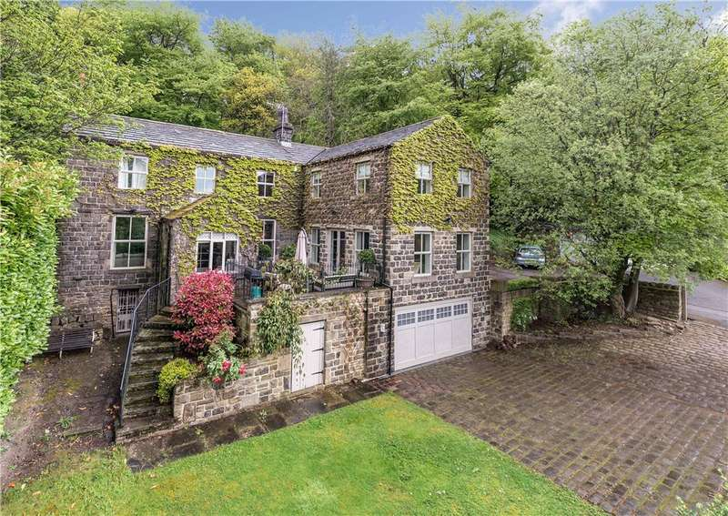 4 Bedrooms Unique Property for sale in Fernhill, Lady Lane, Bingley, West Yorkshire