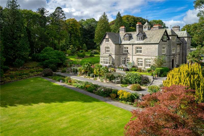 2 Bedrooms Unique Property for sale in Hampsfield House, Windermere Road, Grange-Over-Sands, Cumbria
