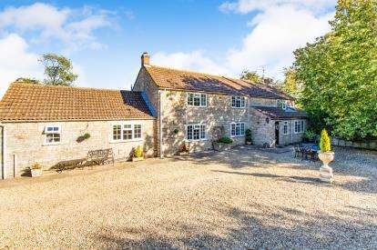 4 Bedrooms Detached House for sale in Gunby, Grantham