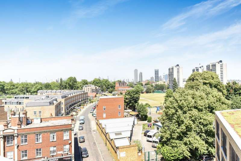1 Bedroom Apartment Flat for sale in Clarson House, Bolton Crescent, SE5